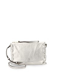 Aimee Kestenberg Jaz Convertible Leather Crossbody Bag Oil Slick