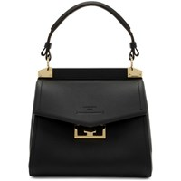 Givenchy Black Small Waxy Mystic Bag