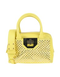 Pinko Handbags Yellow