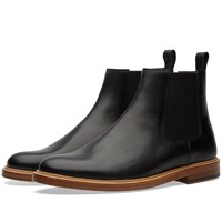 A.P.C. Ethan Boot Black