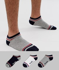 Pepe Jeans Trainer Socks Odin Multi