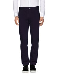 Z Zegna Zzegna Casual Pants Purple