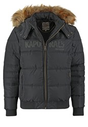 Kaporal Jotus Winter Jacket Black