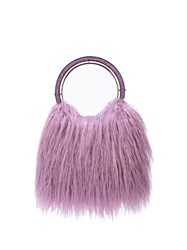Kate Spade Betty Faux Fur Swag Bag 60
