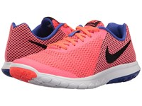 Nike Flex Experience Rn 6 Hot Punch Black Paramount Blue White Women's Running Shoes Red