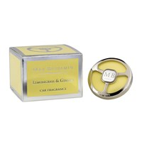 Max Benjamin Classic Collection Car Fragrance And Refill Lemongrass And Ginger
