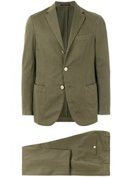The Gigi Two Piece Formal Suit Green