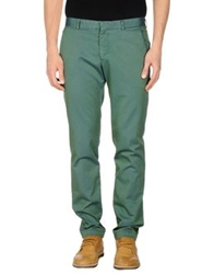 Manuel Ritz Casual Pants Emerald Green