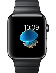 Apple Series 2 Stainless Steel 42Mm Watch Space Black