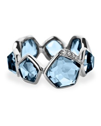 Ippolita London Blue Topaz And Diamond Ring