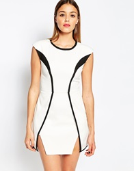 Finders Keepers By The Way Dress Whiteblack