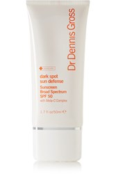 Dr. Dennis Gross Skincare Dark Spot Sun Defense Sunscreen Spf50 Colorless