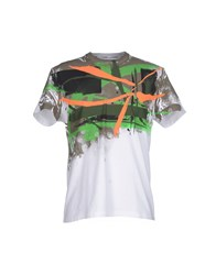 Gianfranco Ferre Gf Ferre' T Shirts Green