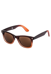 Evenandodd Sunglasses Dark Clear Brown Cristal Clear Pink