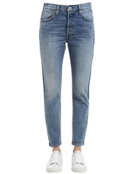 Levi's 501 Skinny Freeloader Cotton Denim Jeans