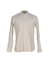 Meltin Pot Shirts Shirts Men Beige
