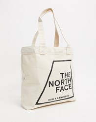 The North Face Tote Bag In Black