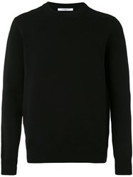 Givenchy Crewneck Sweatshirt Men Cotton Polyamide Spandex Elastane Xl Black