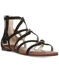 Carlos By Carlos Santana Emma Gladiator Sandals Women's Shoes Black