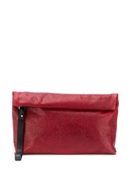 Ann Demeulemeester Rolled Tote Bag 60