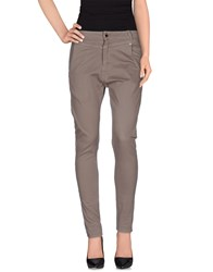 Fly Girl Trousers Casual Trousers Women Grey