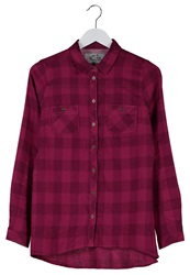 Fresh Made Shirt Berry Red