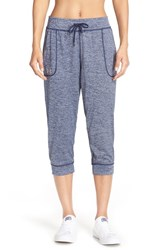 Women's Under Armour 'Tech Twist' Capris Navy