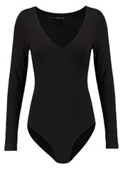 Evenandodd Long Sleeved Top Black