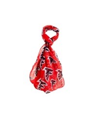 Forever Collectibles Atlanta Falcons All Over Logo Infinity Scarf Black