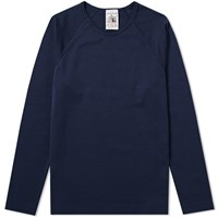 S.N.S. Herning Symbol Crew Sweat Blue