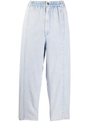 Rachel Comey Cropped Elasticated Waist Trousers 60