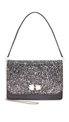Carven Full Joy Cross Body Bag Grey