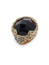 Saks Fifth Avenue Studded Ring 1In Gold