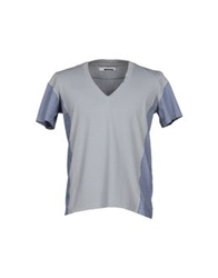 Imperial Star Imperial T Shirts Light Grey