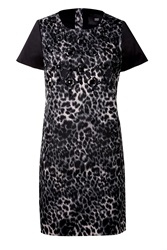 Steffen Schraut Get Wild Embellished Dress Animal Prints
