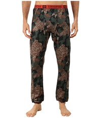 686 Frontier First Layer Pants Hunter Cubist Camo Men's Casual Pants Brown