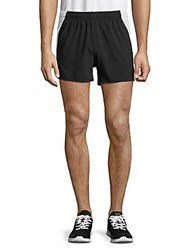 Hpe Elite Running Shorts Black Snake