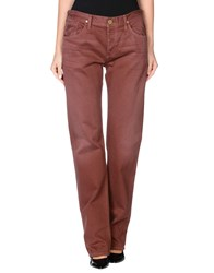 Citizens Of Humanity Trousers Casual Trousers Women Cocoa