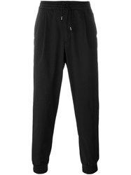 Mcq By Alexander Mcqueen Chino Track Pants Black