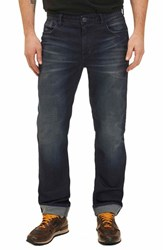 Robert Graham Men's Andino Tailored Fit Jeans
