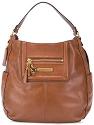 Juicy Couture Ms Pippa Hobo Bag Brown