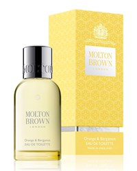Molton Brown Orange And Bergamot Eau De Toilette 1.7 Oz 50 Ml