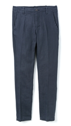 Vince Linen Beach Pants Coastal