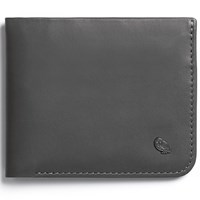 Bellroy Hide And Seek Leather Wallet Charcoal