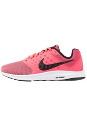 Nike Performance Downshifter 7 Neutral Running Shoes Neon Pink Coral