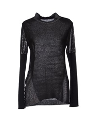 Paolo Errico Sweaters Black