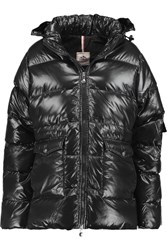 Pyrenex Authentic Quilted Shell Down Jacket Black