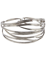 Wouters And Hendrix Bamboo Bracelet Metallic