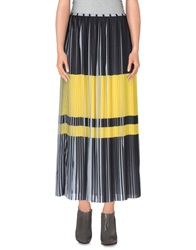 Aimo Richly 3 4 Length Skirts Black