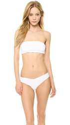 Top Secret Tiny Tube Bandeau White